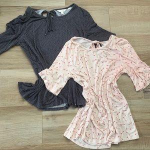 2 LCLauren Conrad shirts